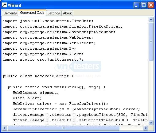 Wisard Source Code