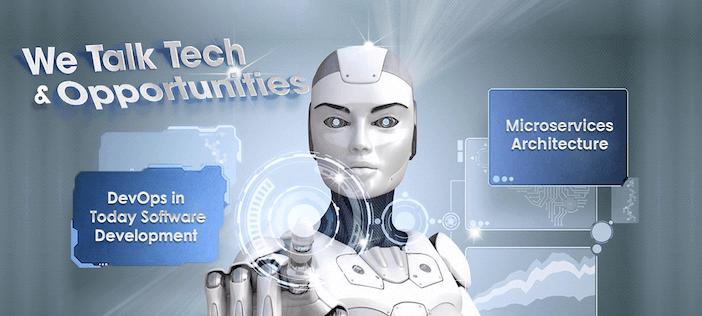 We Talk Tech